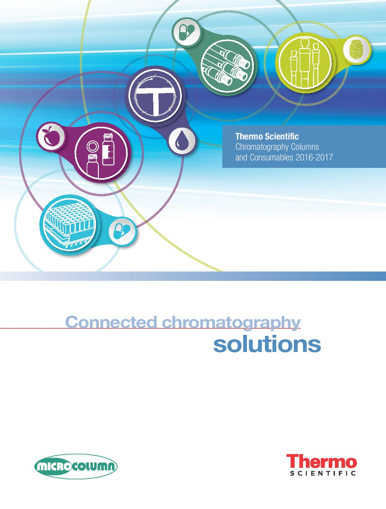 Catalogo Thermo Scientific Chromatography Columns and Consumables